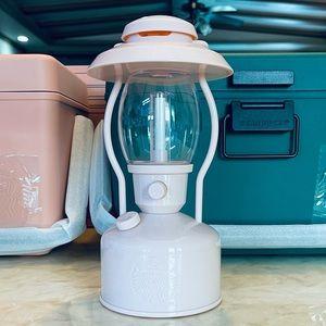 Lantern bluetooth speaker from Starbucks